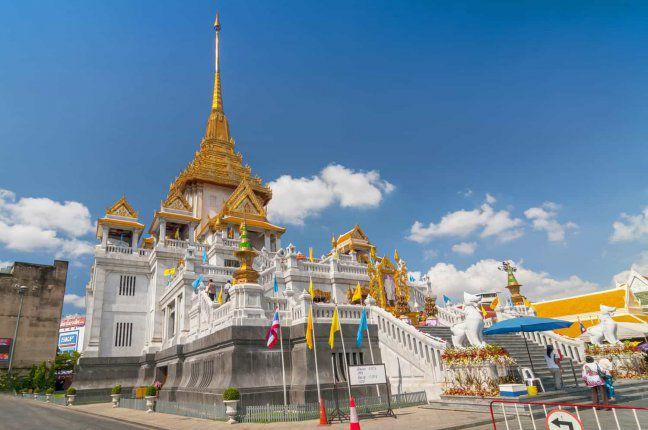 تایلند و معرفی معابد شگفت انگیز آن