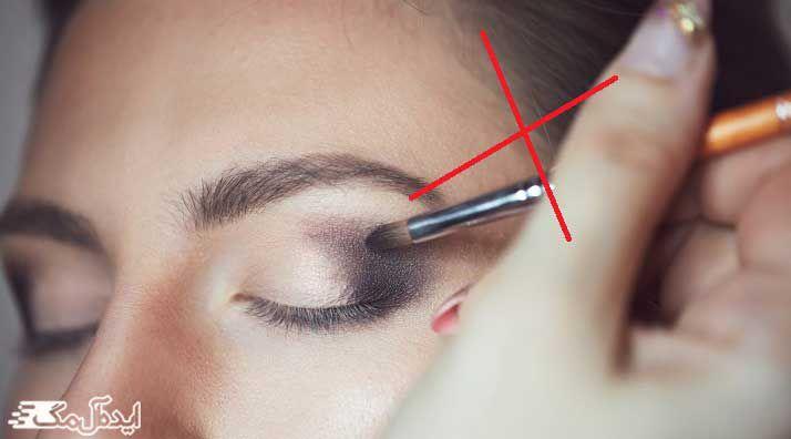 برای جلوگیری از تشدید عفونت چشم مدتی آرایش نکنید