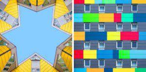طراحی رنگ در معماری
