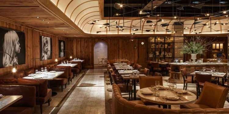 نکاتی در طراحی دکوراسیون داخلی رستوران