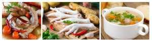 عصاره پای مرغ برای کودکان و نوزادان