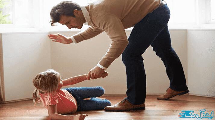 تنبیه و تشویق کودکان