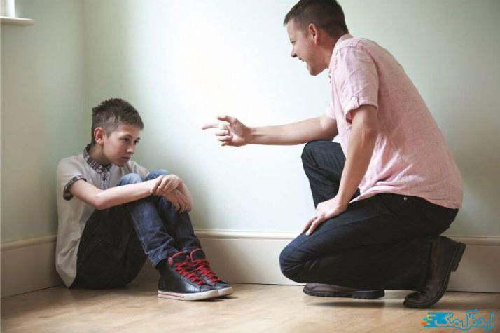 روش های تنبیه کودک