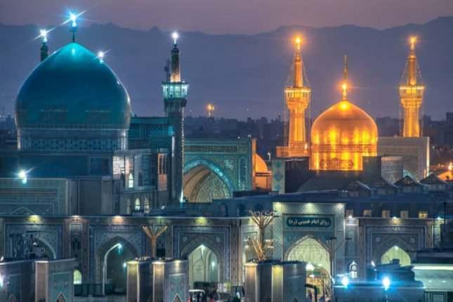 سفر به مشهد و زیارتگاه امام رضا (ع)