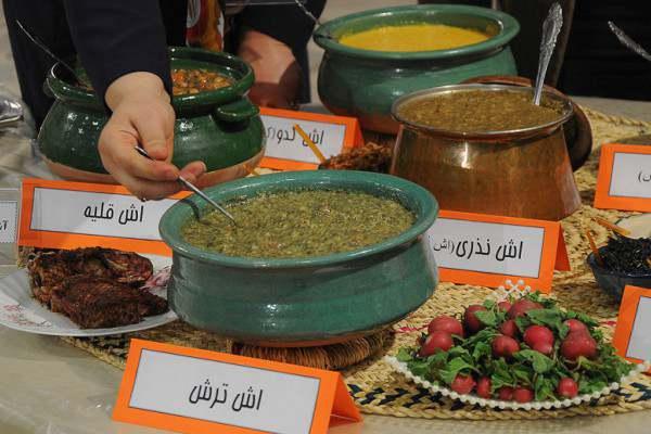پایتخت خوراک ایران