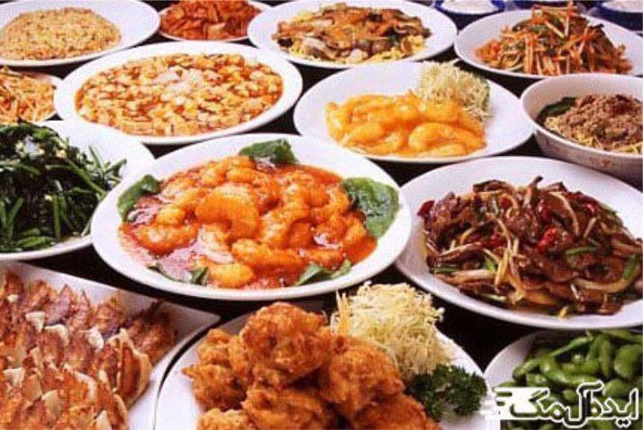 غذای جنوب چین