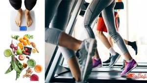 علاوه بر رژیم غذایی فعالیت ورزشی لازمه لاغر شدن است