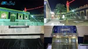 قبر ذوالکفل و مسجد نُخَیله در عراق