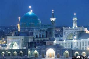 مسجد-گوهر-شاد در مشهد