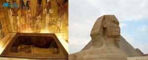 نکاتی درباره اهرام مصر