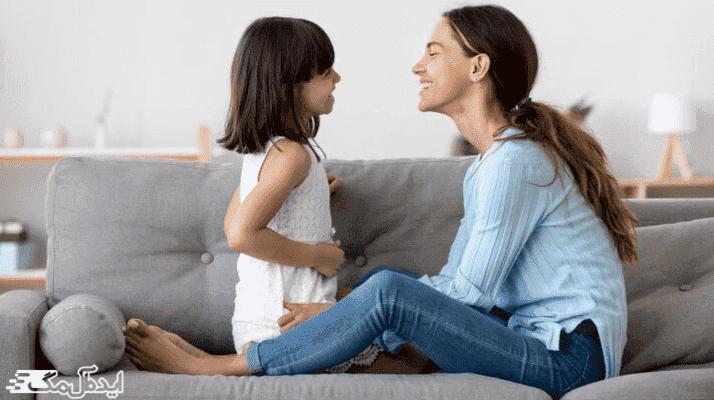 آشنایی با بهترین روش تنبیه کودک