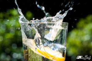 آب خنک بیشتر بنوشید