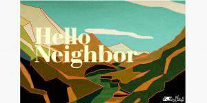 تعداد همسایه ها