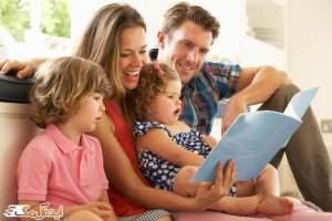 خواندن-داستان-و-قصه-برای-کودک