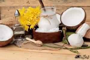 روغن نارگیل جایگزین چربیهای غذایی