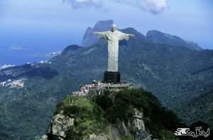 مجسمه حضرت مسیح