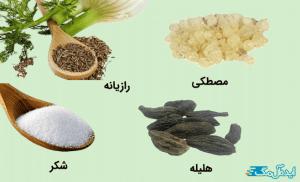 مواد-لازم-داروی-تابستانه-امام-کاظم-(ع)