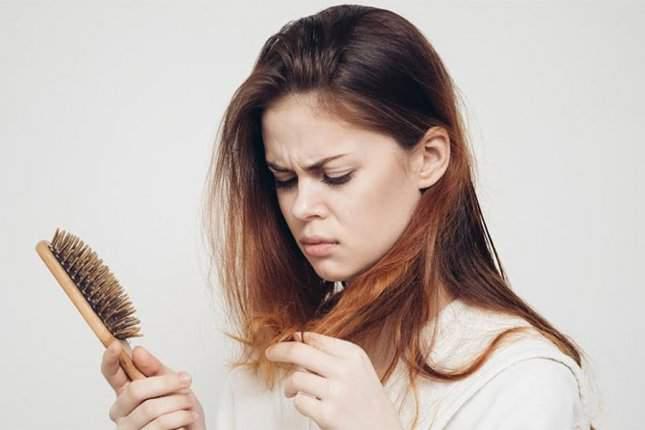 چگونه ریزش مو را درمان کنیم