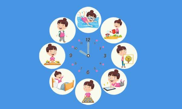 بهترین-برنامه-ریزی-روزانه-برای-فعالیت-کودکان