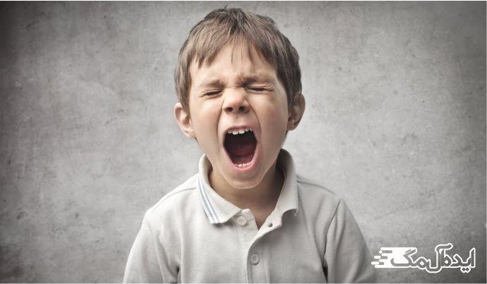 پیامدهای نافرمانی در کودکان