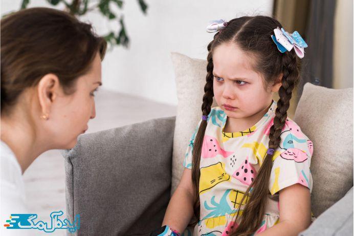 رفتارهای خوب و منطقی با کودکان نافرمان
