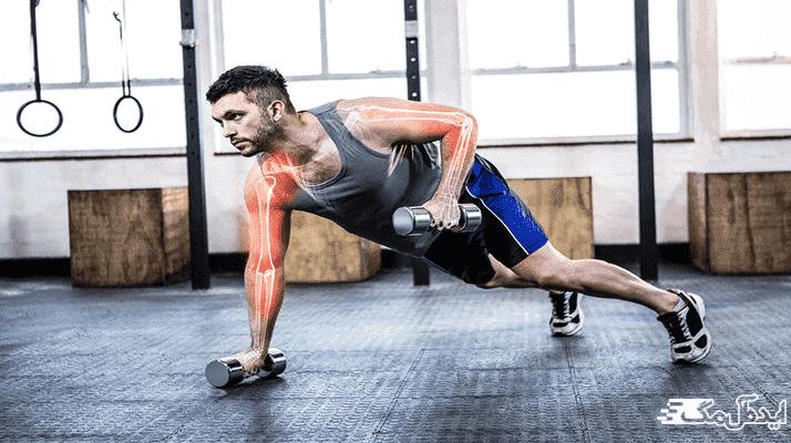 تاثیر ورزش بر استخوان