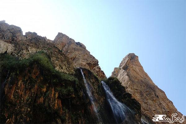 آبشار-یاسوج کهگیلویه و بویر احمد