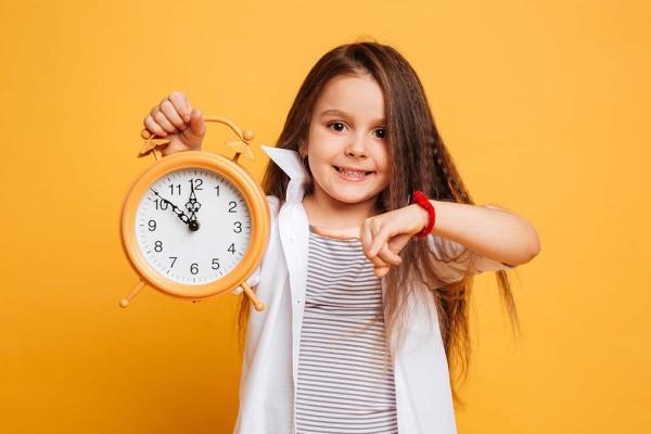 آموزش صبر به کودکان