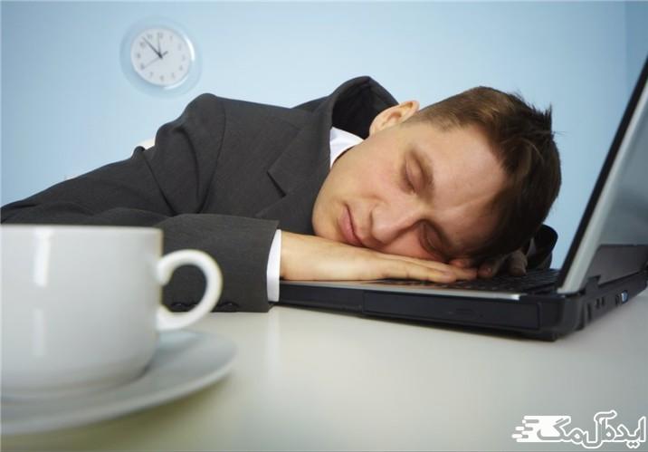 لاغری میتواند باعث خستگی مفرط شود