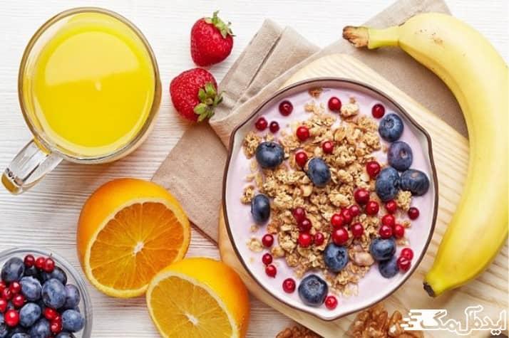 سالم ترین راه های چاق شدن | خوردن میان وعده