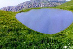 دریاچه-گیلارلو-گرمی
