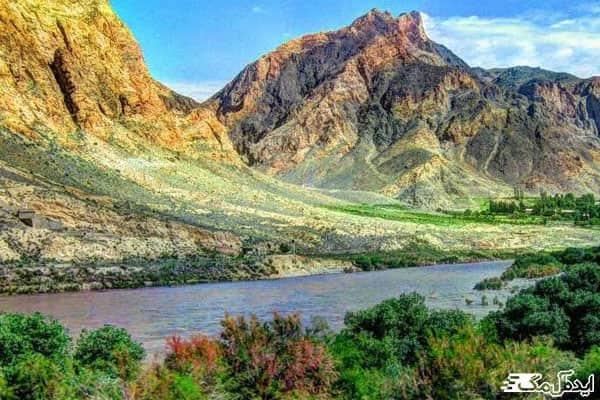 رودخانه-ارس-اردبیل