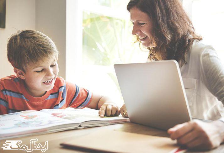 عادت مطالعه در کودکان