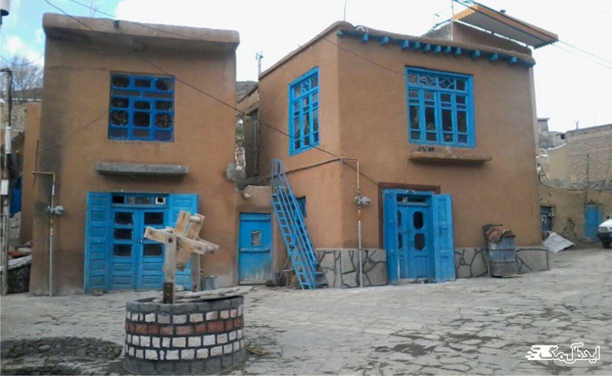 نمین اردبیل | روستای عنبران