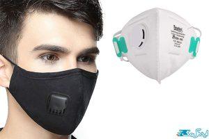 ماسک-های-آلودگی-هوا-N95