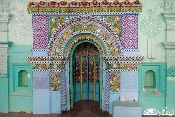 مسجد-رنگونی-خوزستان