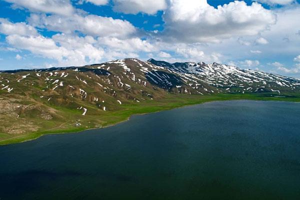 اصلاندوز اردبیل | منطقه محافظت شده مغان