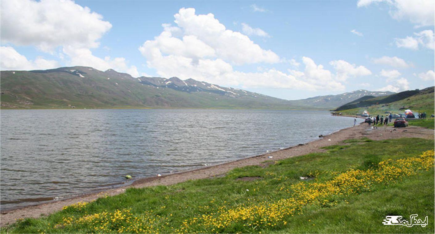 خلخال | دریاچه نئور