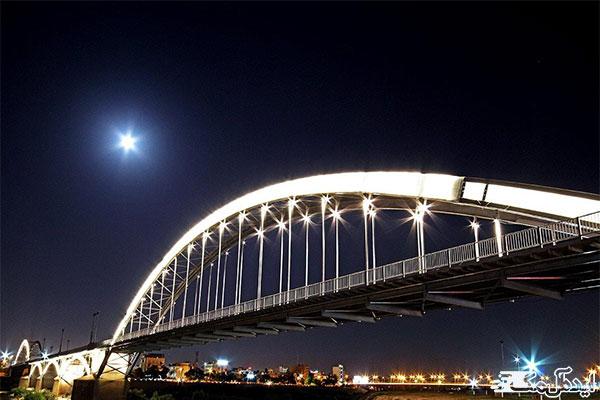 پل-معلق-خوزستان
