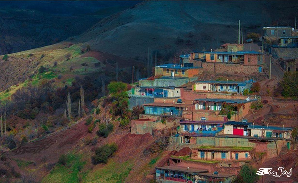 خلخال | روستای تاریخی کزج