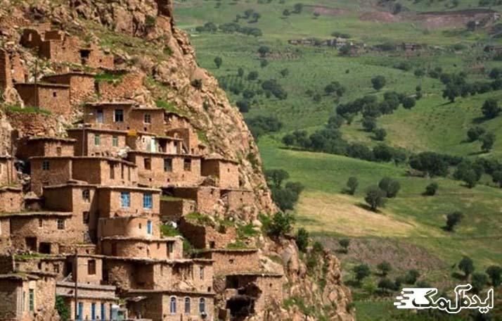 جاذبه های گردشگری کردستان