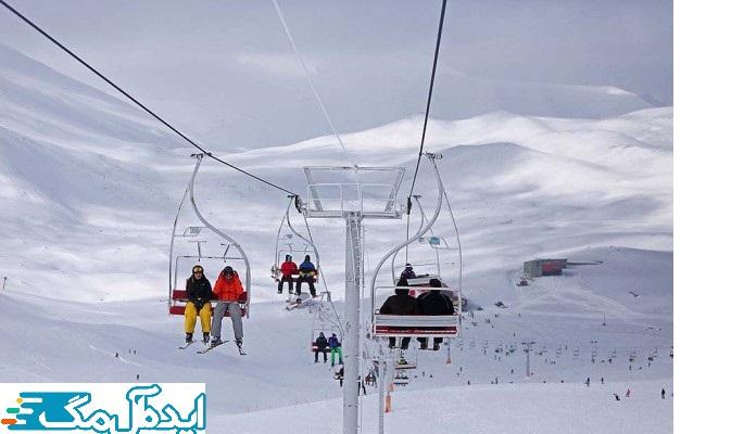 بهترین مقاصد گردشگری در زمستان