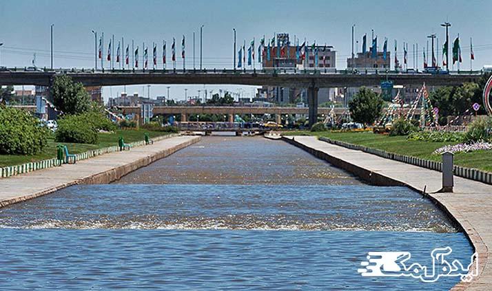 رودخانه قمرود