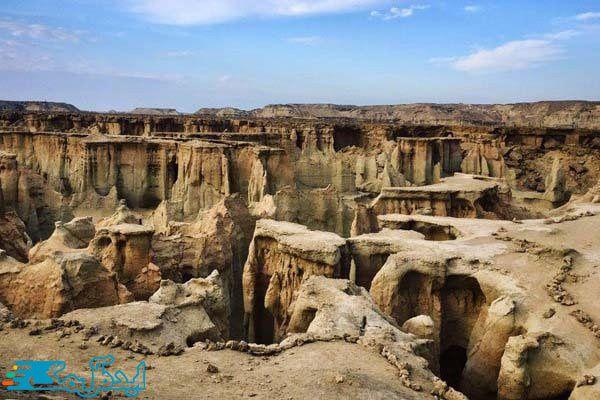 پناهگاه حیات وحش حیدری از جاذبه های گردشگری خراسان رضوی