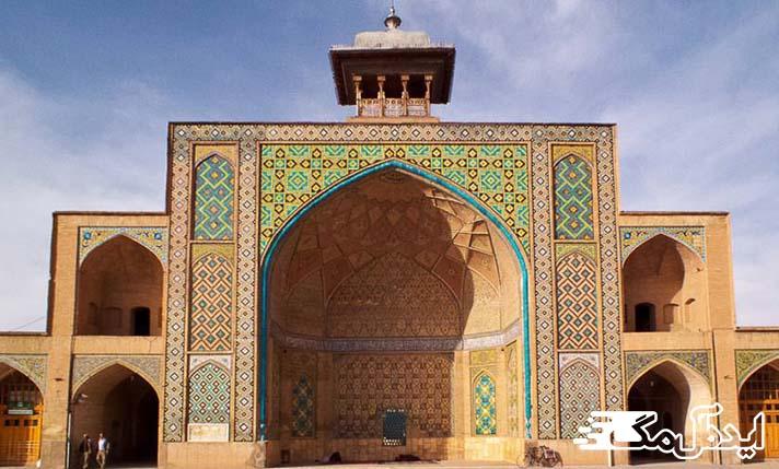 مسجدالنبی قزوین