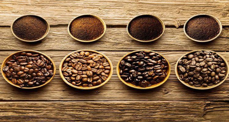 انواع قهوه ها