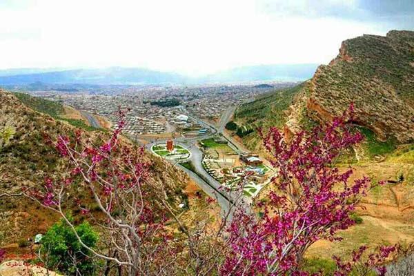 جاذبه های گردشگری استان ایلام