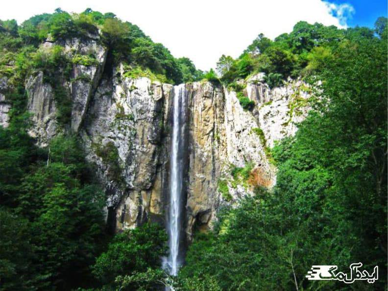 جاذبه های لوندویل | آبشار لاتون