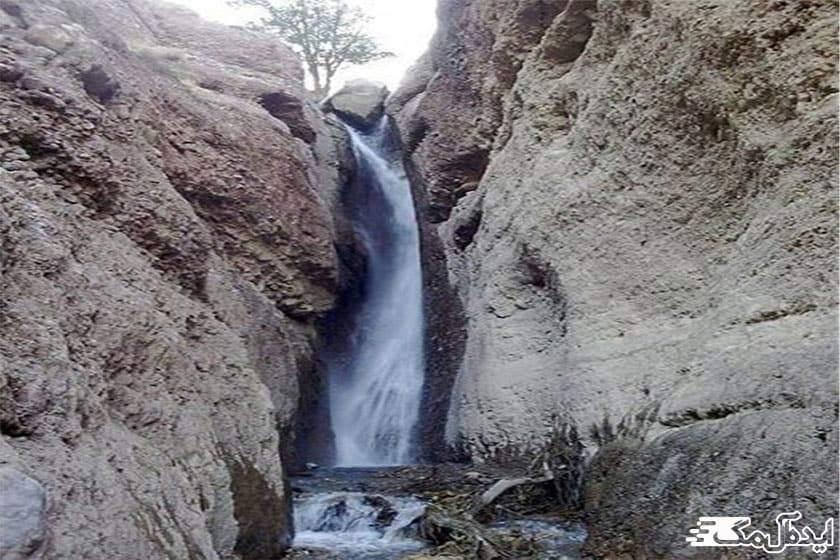 آبشار طبیعی ماهاران