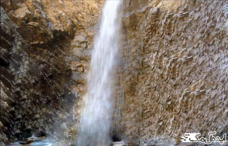آبشار پیر بالا   مرند